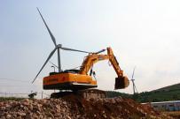 中国挖掘机销量创下六年新高