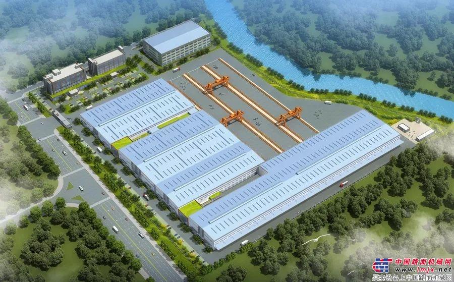 不忘初心 铁拓机械沥青搅拌设备生产新工厂开启新征程