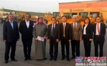 柳工、柳职院和沙特经销商联手打造沙特AHQ学院