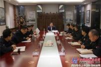 西筑公司党委召开2017年度党员领导干部民主生活会
