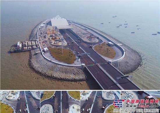 """""""港珠澳大桥号""""中国制造的骄傲"""