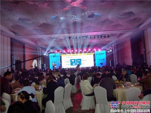 助力淮海經濟區中心城市建設  寶馬格以卓越服務回報中國客戶