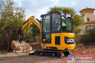 JCB发布15C-1微挖新品