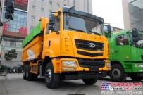 测评:汉马H7自卸车,安全可靠省油