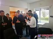 中交西筑董事长杨向阳参与中国交建装备重工事业部组织的调研活动
