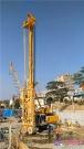 宝峨BCS 40双轮铣深圳首表态,牛湖站连续墙工程大深度高效入岩
