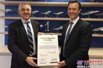 利勃海尔-宇航公司与巴西航空工业公司签署维修服务协议