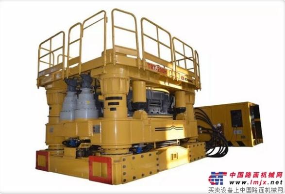 北京中车重工全套管全回转钻机持续深耕桩工机械市场,聚焦产品服务创新