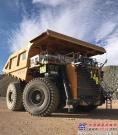 利勃海尔最新款矿用自卸卡车T284和最新款挖掘机R9100资讯