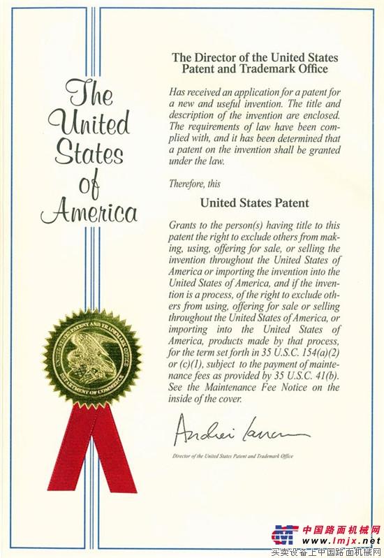 浙江鼎力再获两项美国发明专利授权 浙江鼎力匠心产品获中国国际