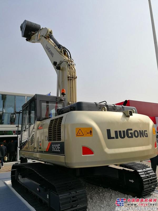 助力绿色雄安新区建设 2018雄安工程机械展隆重开幕