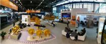 山推重磅亮相2018法国INTERMAT国际工程机械展