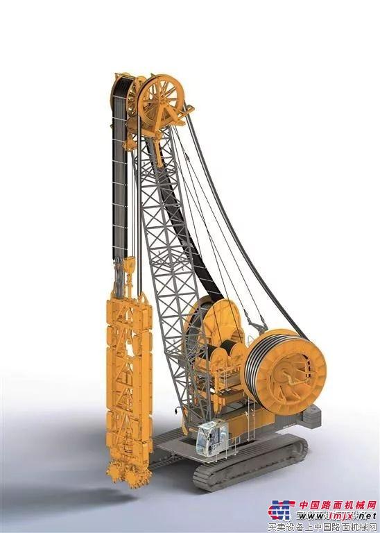 250米深!宝峨BC 50铣槽机年内将用于加拿大钻石矿超深采