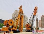 上海金泰SX40双轮铣多方出击国内深隧、轨交施工市场