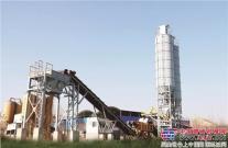 """岳首筑机路面机械设备助力泰安市重点工程""""博阳路改造提升工程""""建设"""