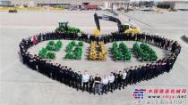 约翰迪尔天津发动机工厂迎来第25,000台下线