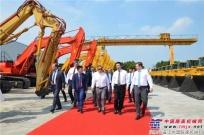 俄鞑靼斯坦共和国总统率团访问厦工