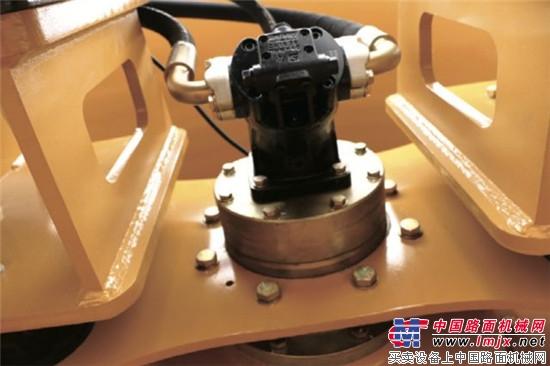 揭秘压路机振动系统,与众不同的山工压路机
