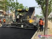 您身边的筑路专家——戴纳派克全系列筑路设备助力武汉城市建设