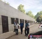 森源重工集团董事局主席楚金甫到西安进行市场调研