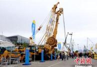 第19届俄罗斯国际建筑机械及工程机械展在莫开展