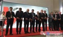 中国工程机械行业展团亮相俄罗斯