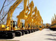 1-4月挖掘机、装载机、起重机销量持续增长