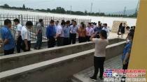 中联环境助力华阴市渗滤液处理设备操作技能专职培训