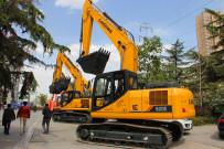 1-5月销售挖掘机械105935台 同比涨幅60.2%