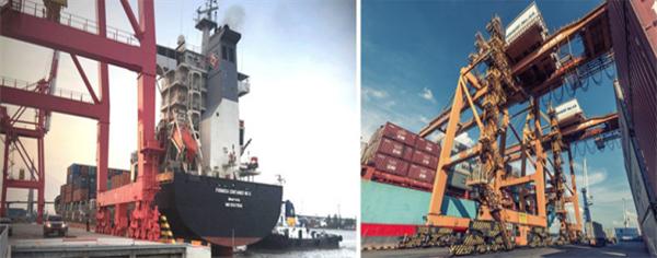 萨瓦迪卡,微特起重机监控产品俘获泰国港青睐