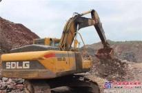 每台山东临工挖机的背后,承载的都是一个家庭的希望!