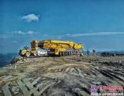 徐工:风电利器! 中国最成熟的650吨全地面起重机已经卖到国外!