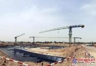 多台中联重科4.0塔机助建科威特国家重点工程!