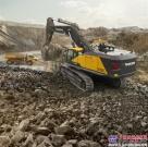 杰出表现,彰显力量 ——沃尔沃EC950E履带式挖掘机