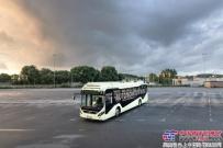 沃尔沃集团首次展示纯电动自动驾驶巴士,持续发力未来可持续交通