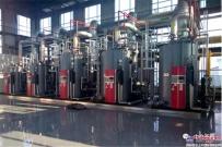 西筑能源公司中标西安市首个集中供热大锅炉改小锅炉项目