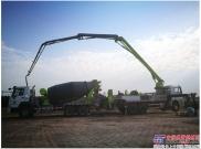 中联重科60余台设备助建中巴经济走廊最大交通基础设施建设