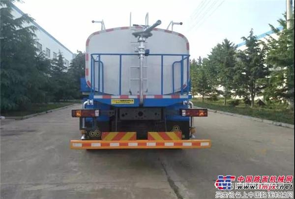 方圆集团专用车辆设备厂产品完成新标准改进