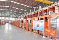 方圆集团专用车辆设备厂设计开发桥梁内部倾斜式井道施工升降机