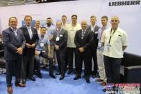 利勃海尔-宇航萨林公司参加MRO美洲会议和展会