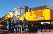 柳工大型设备获南非PMG赞誉
