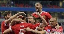加油世界杯!山东临工赞助俄罗斯足球活动