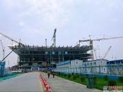 中联重科:这些吊装神器创造了世界钢结构施工最快纪录!