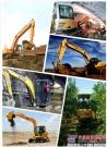 销往全球100多个国家 三一挖机勇担世界施工重任!