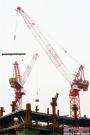 中联重科研制全球最大内爬式动臂塔机 将创新纪录