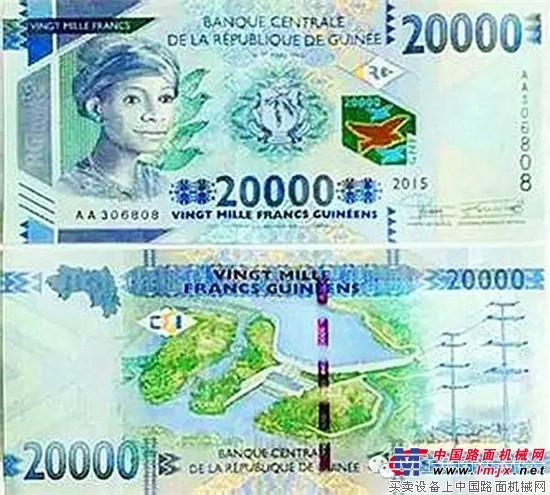 徐工什么产品,竟让几内亚总统先生一试身手?