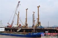 創紀錄!徐工XR550D旋挖鉆機施工樁深達143m!