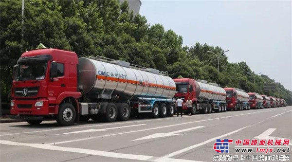 """凌宇汽车:""""五统一""""卡住危化品车辆挂靠,危化品运输企业该如何抉择?"""