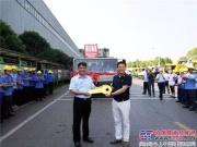 霸气十足!中联重科800吨全地面产品顺利交付客户 驶向边疆建设大美中国!