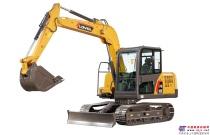 经典,永不止步——雷沃FR80E挖掘机
